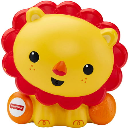 Deluxe Bath Toy (Fisher-Price Deluxe Rainforest Lion Bath)