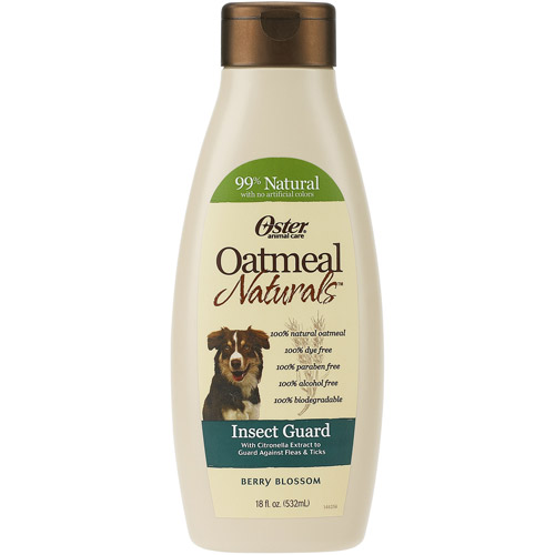 Oster Shampoo, Natural Insect