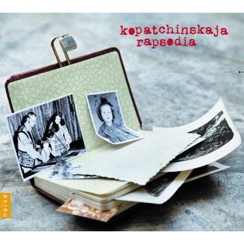 Rapsodia: : Patricia Kopatchinskaja