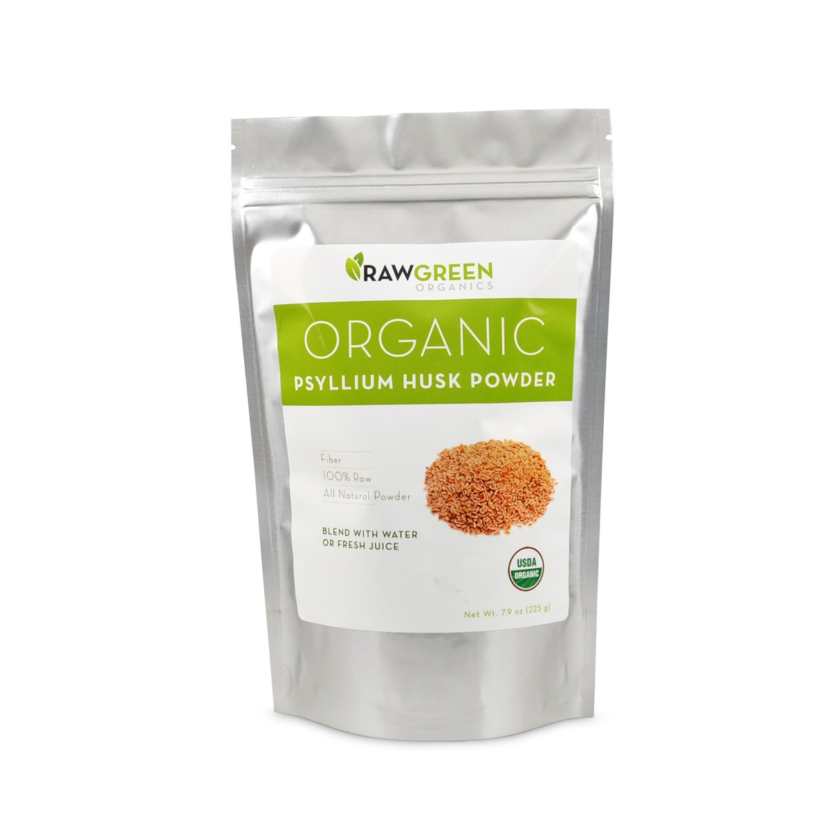 Organic Psyllium Husk Powder 8oz Walmartcom