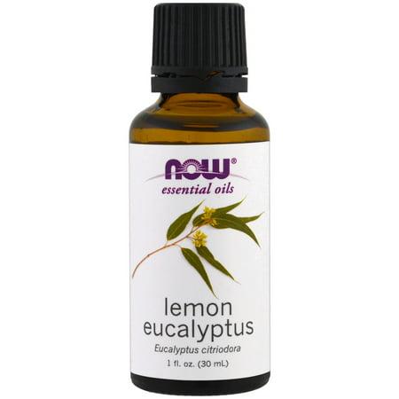 Now Foods  Essential Oils  Lemon Eucalyptus  1 fl oz  30