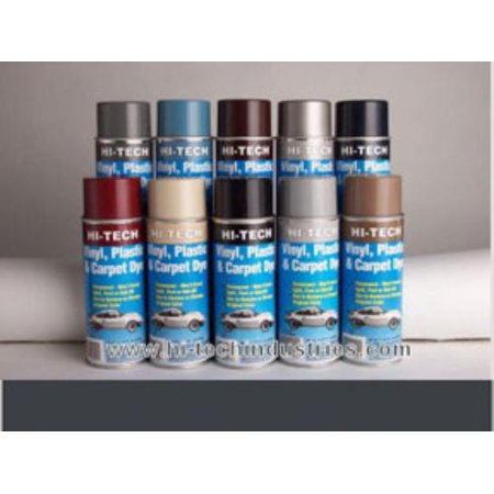 Hitech Industries HIT-HT-350 Vinyl, Plastic, & Carpet Dye, Deep - Dye Plastic