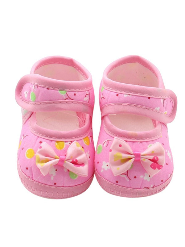 JLONG Cute Infant Baby Kids Toddler Girl Princess Soft Sole Shoes 0-18M