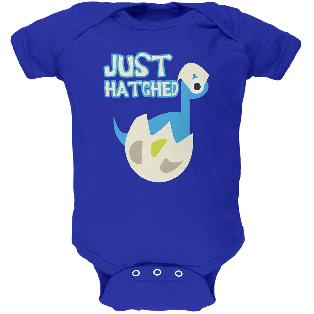 Just Hatched Baby Boy Royal Soft Baby One Piece