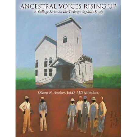 Ancestral Voices Rising Up: A Collage Series on the Tuskegee Syphilis Study - image 1 of 1