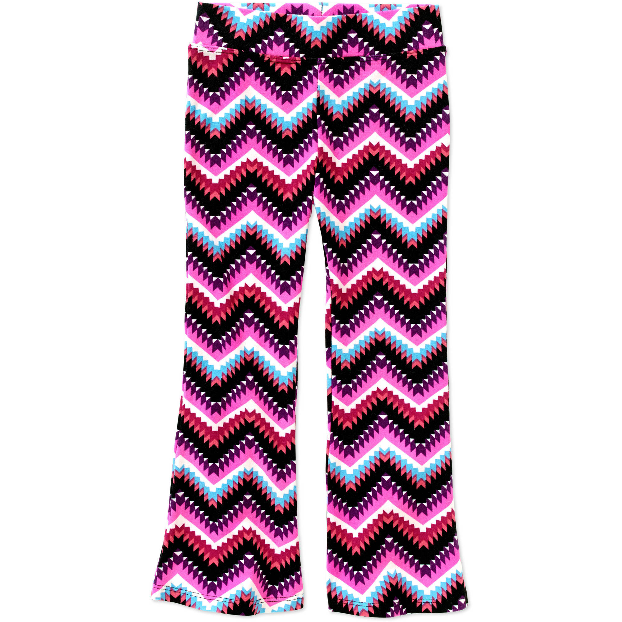 Miss Majesty Toddler Girl Peached Flare Leggings
