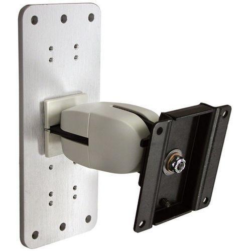 Ergotron 47-093-800 100 Series Monitor Double Pivot - 23 lb - Black, Gray