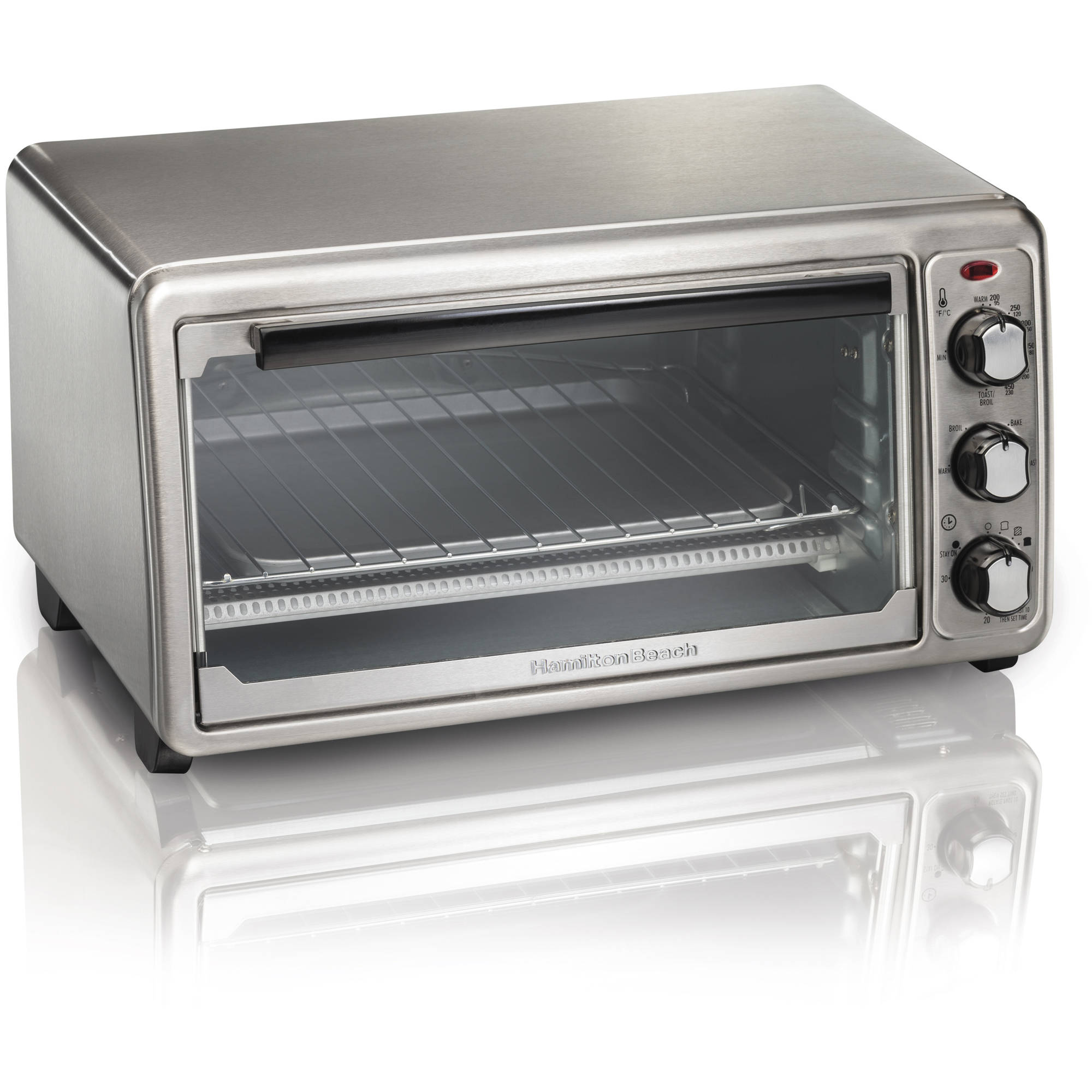 Hamilton Beach Toaster Oven | Model# 31411
