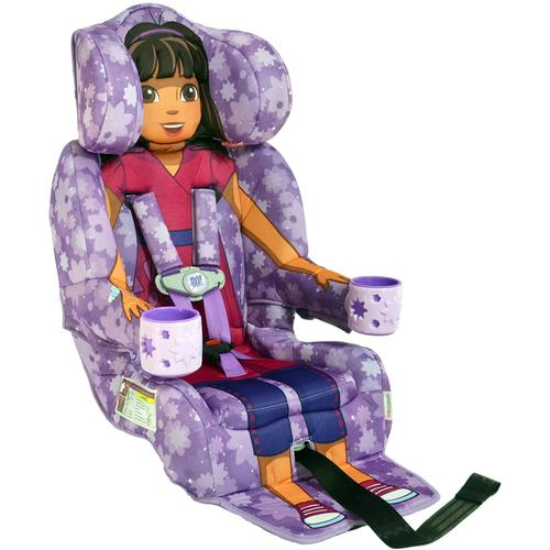 Kidsembrace Friendship Combination Harness Booster Car Seat, Dora and Friends