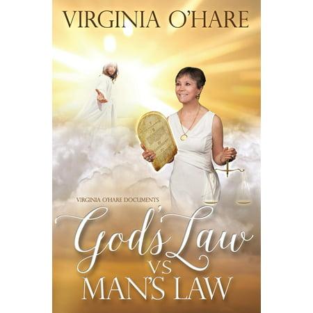 Virginia O'Hare Documents God's Law vs. Man's - Virginia Halloween Laws