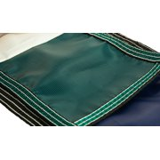 GLI 20 Ft. x 38 Ft. Rectangle GREEN MESH Inground Swimming Pool Safety Winter Cover