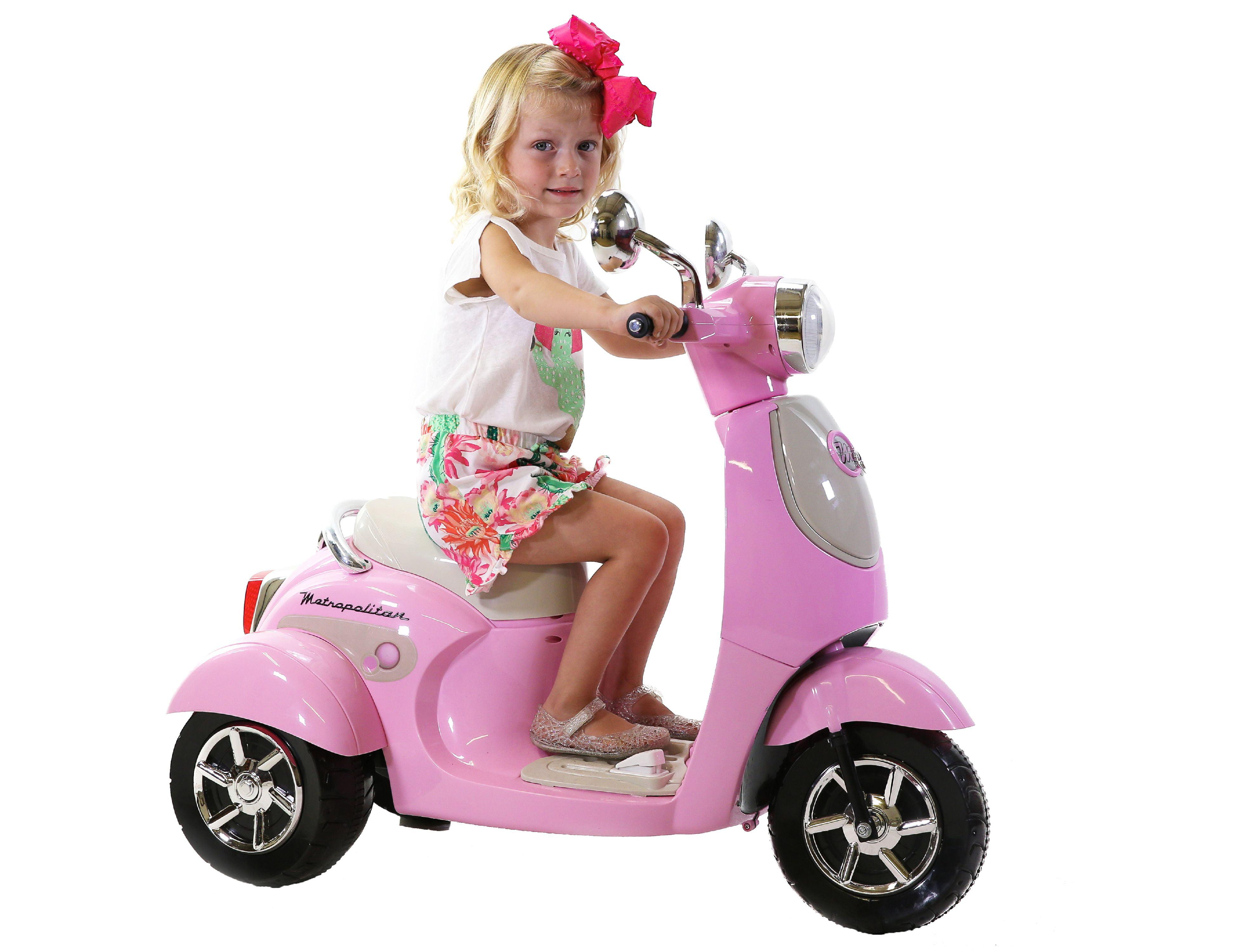 Honda 6 volt Metropolitan Pink