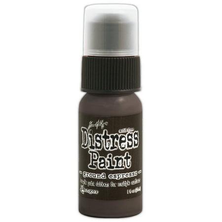 Paint Dabber - Distress Paint Dabber 1oz-Ground Espresso