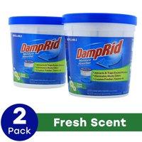 DampRid Fresh Scent 10.5 oz. Refillable Moisture Absorber - 2 pack