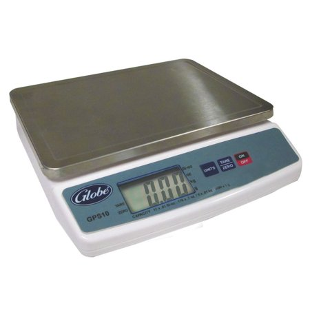 Globe Food GPS10 Digital 10 Lb. Portion Control (Globe Food Equipment Co)