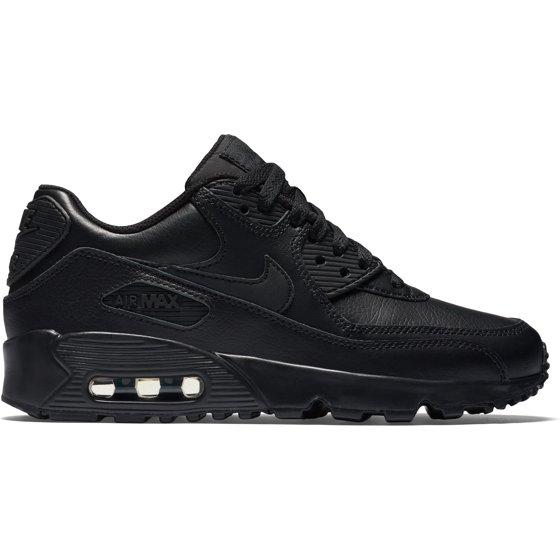 Nike 833412 001: Air Max 90 LTR Big Kid's Sneakers Black