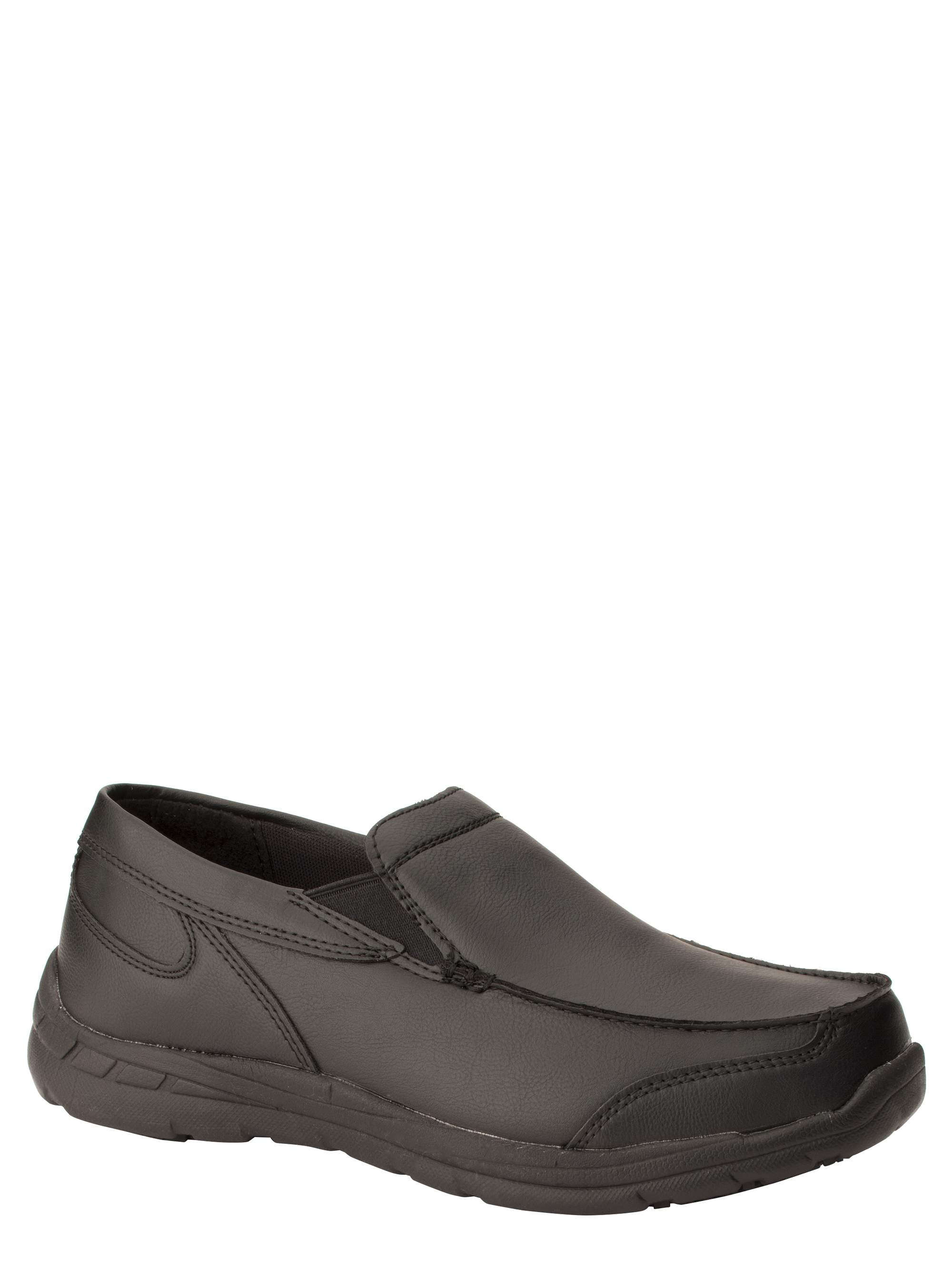 Tredsafe Men's Manon Slip-Resistant Step-In Shoe by
