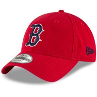 1a834b924a9ddc Product Image Boston Red Sox New Era Core Classic Secondary 9TWENTY Adjustable  Hat - Red - OSFA