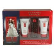 Elizabeth Arden Red Door 3 Pc Perfume Gift Set ( Eau De Toilette Spray 1.0 Oz + Perfumed Body Lotion 1.7 Oz + Shower Gel 1.7 Oz )