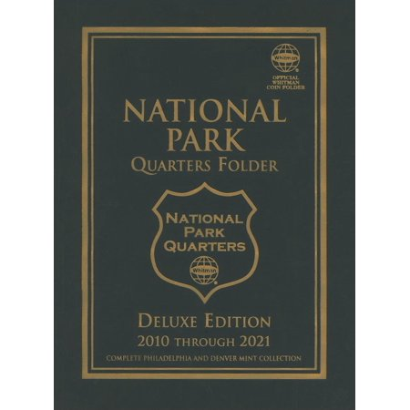 National Park Quarters Folder: Complete Philadelphia and Denver Mint Collection (Other)