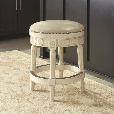 Ashley Crenlam 25 Quot Upholstered Swivel Counter Stool In