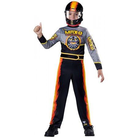 Child Monster Jam Max-D Boy Costume by Incharacter Costumes LLC - Jam Costume