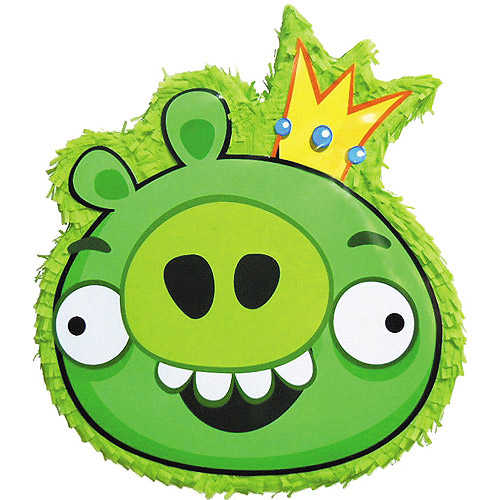 Angry Birds Pinata Party Supplies