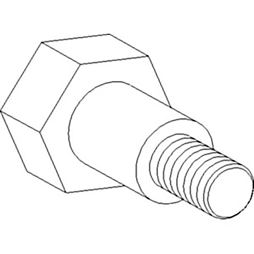 397986r1 New Transmission Shift Shoulder Bolt Made For Case Ih
