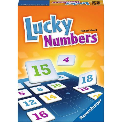 Lucky Numbers Game
