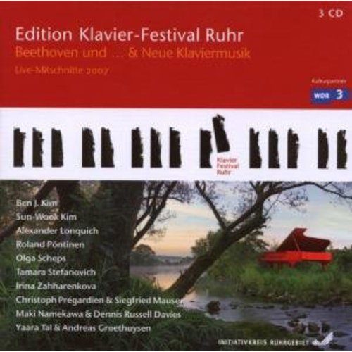 Ruhr Piano Festival: Beethoven & Contemporary / Va