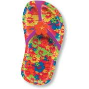 Flip Flops 11'' Plastic Tray
