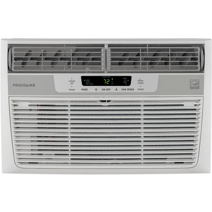 Frigidaire FFRE0633Q1 Energy Efficient 6,000-BTU 115V Window Mounted Mini-Compact Air Conditioner with Full-Function Remote Control