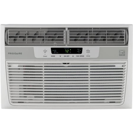 Frigidaire Ffre0633q1 Energy Efficient 6 000 Btu 115V Window Mounted Mini Compact Air Conditioner With Full Function Remote Control
