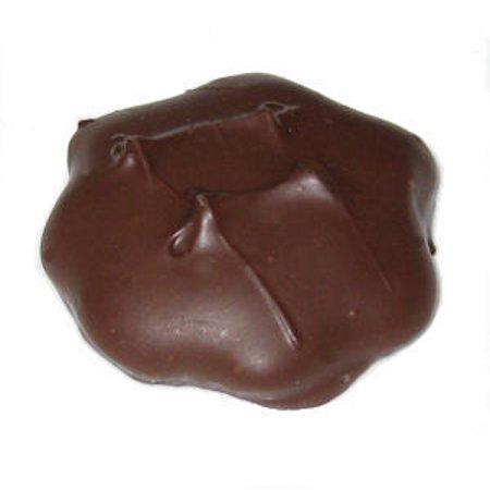 Caramel Patties - Wockenfuss Candies Sugar Free Milk Cashew Caramel Patties - 1lb