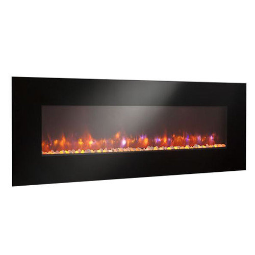 The Outdoor GreatRoom pany Linear Electric Fireplace