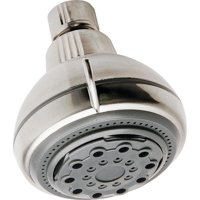 SHOWERHEAD 5 FUNCTION CHROME