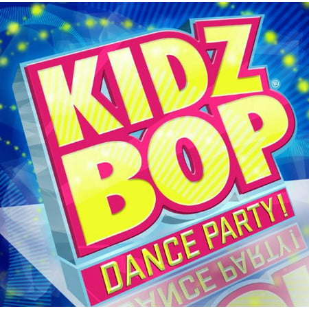 Kidz Bop Dance Party (CD)