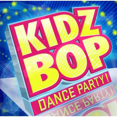 Kidz Bop Dance Party (CD) - Best Halloween Dance Music