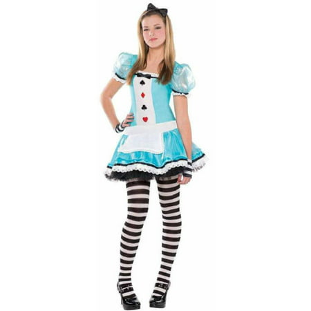 Clever Alice Teen Halloween Costume - Clever Halloween Names For Food