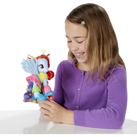 My Little Pony Fashion Style Rainbow Dash Figure