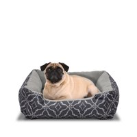 "Vibrant Life 15"" x 19"" Cuddler Pet Bed, Small"