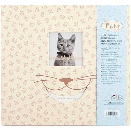 (MBI Pet Postbound Album, 12