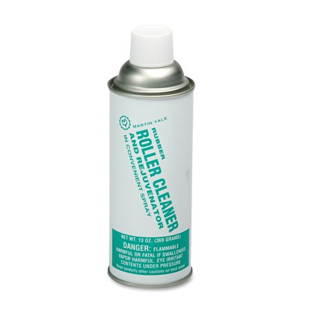 Rubber Roller Cleaner for Martin Yale Folders, 13-oz. Spray Can -PRE200