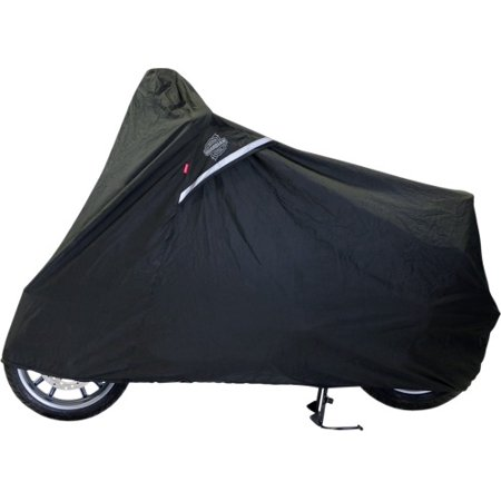Dowco Weather All Plus Heavy Duty Outdoor Waterproof Scooter Cover, Medium, Black