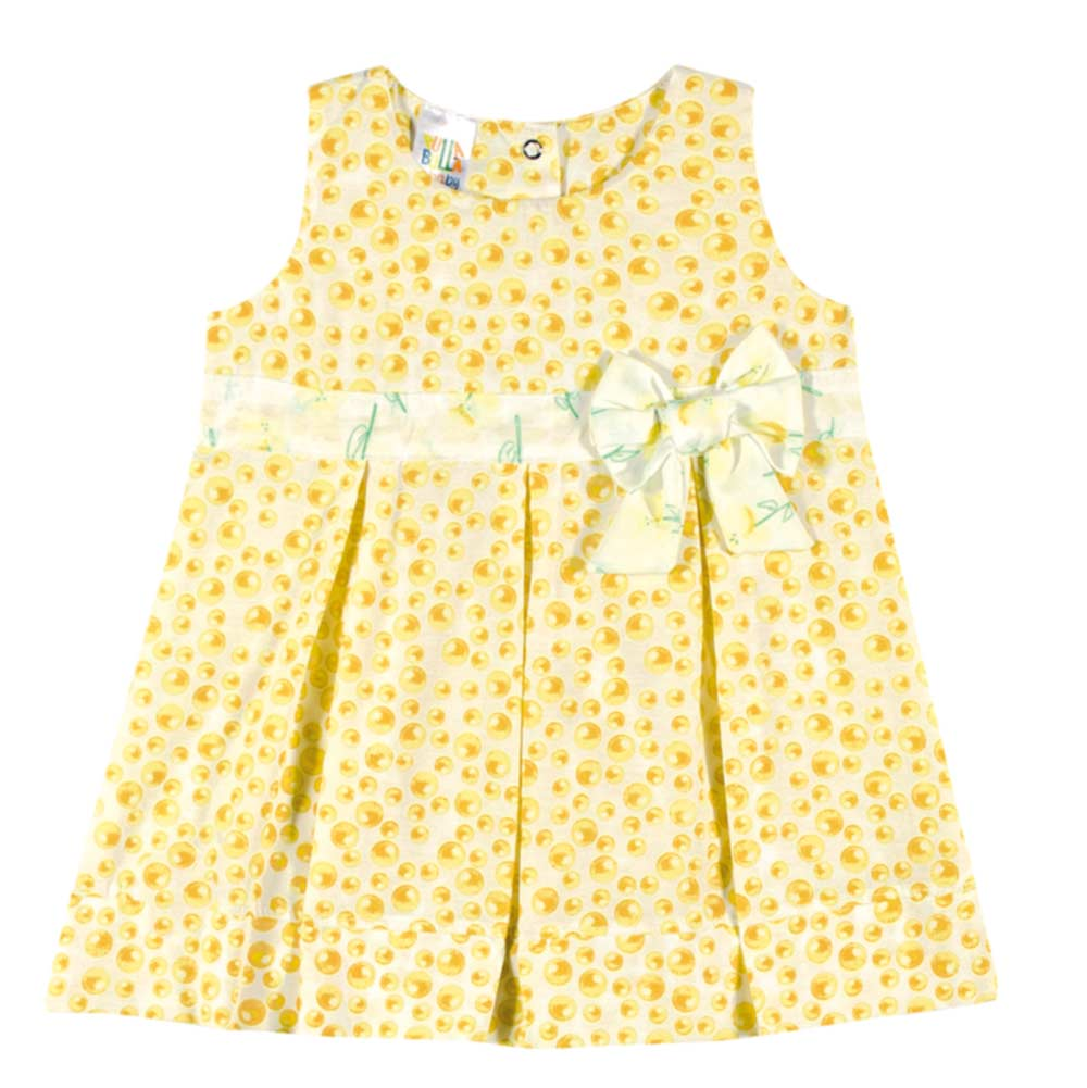 Pulla Bulla Baby Girl Marble Dress ages 3-12 months