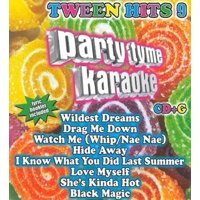 Party Tyme Karaoke: Tween Hits 9 (CD)