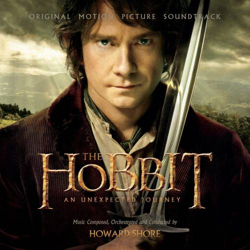 The Hobbit: An Unexpected Journey Score (2CD)