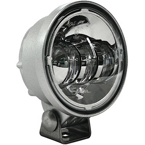 6150-12V Bottom Mnt Fog Lamp Nickel