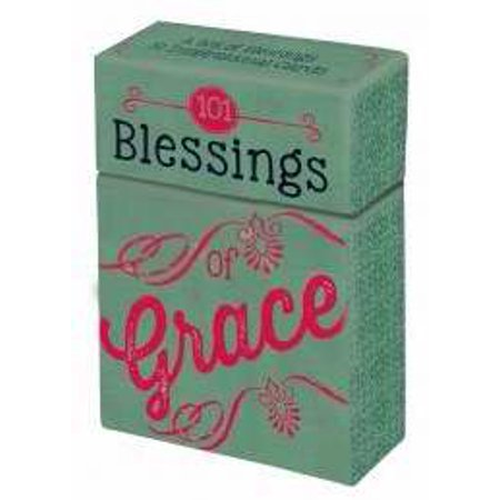 101 Blessings of Grace - Cards (Other) (Blessing Prayer Card)