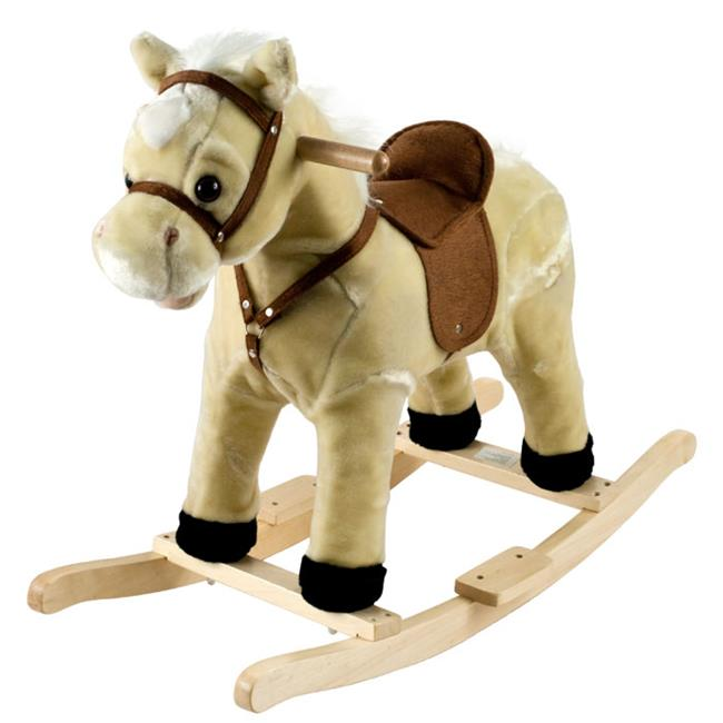 Trademark Poker Happy TrailsT Rocking Lil Henry the Horse